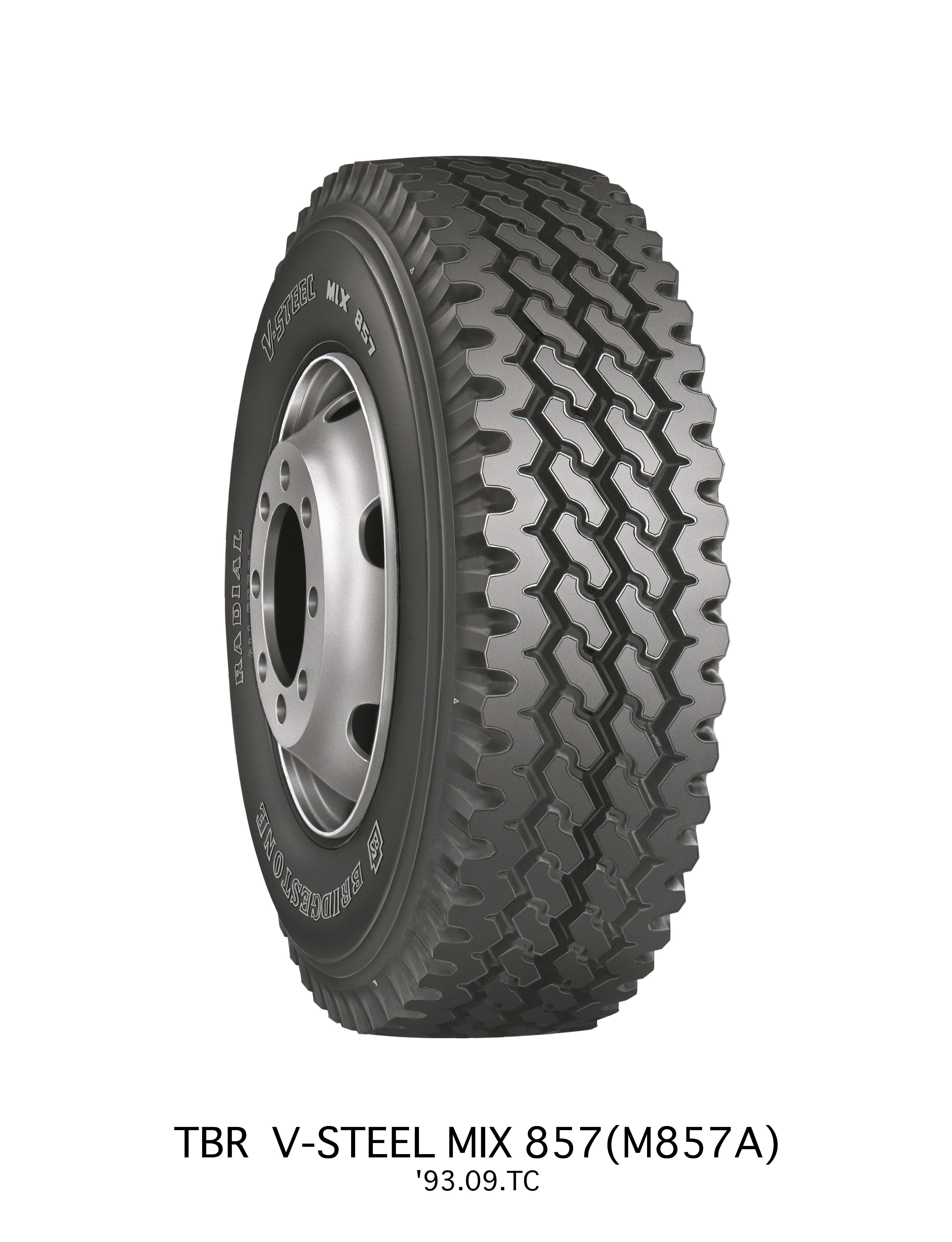 1000-20 R16  M857  Bridgestone Thailand